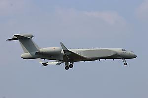 Gulfstream E-550A