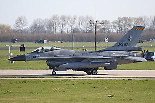 F-16A J-3..