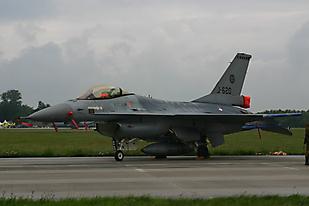 F-16A J-6..