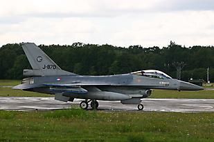 F-16A J-8..