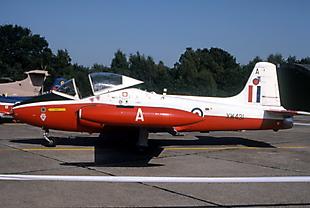 Jet Provost Bac.167