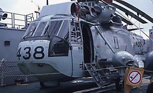 CH-124 Sea King (H-3)