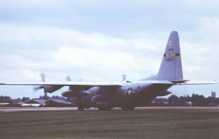 WC-130 Hercules