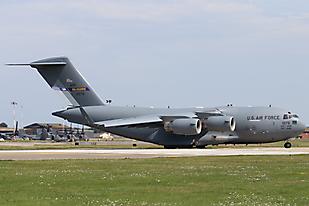 C-17 McGuire AMC