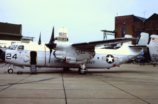 C-  2 Greyhound
