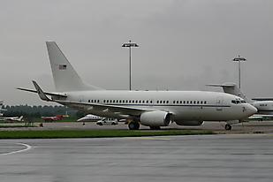 C- 40 Clipper (Boeing 737)