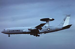 E- 3 Sentry (Boeing 707)