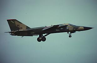 F-111 Aardvark / Raven