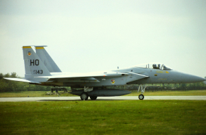 F-15A HO Holloman (US)