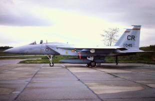 F-15C CR Soesterberg (NL)