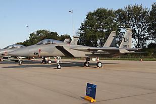 F-15C LN Lakenheath (UK)