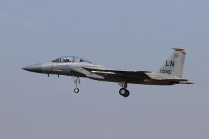 F- 15 Eagle