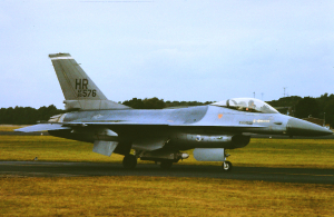 F-16A HR Hahn (DE)