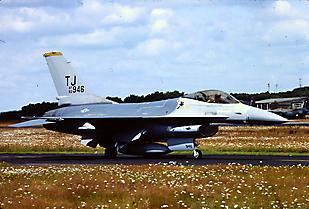 F-16A TJ Torrejon (ES)
