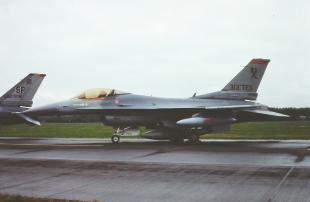 F-16C HR Hahn (DE)