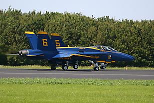 F- 18 Hornet